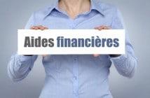 aides financières travaux