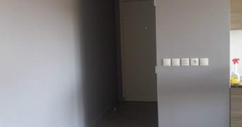 comment peindre mur entree