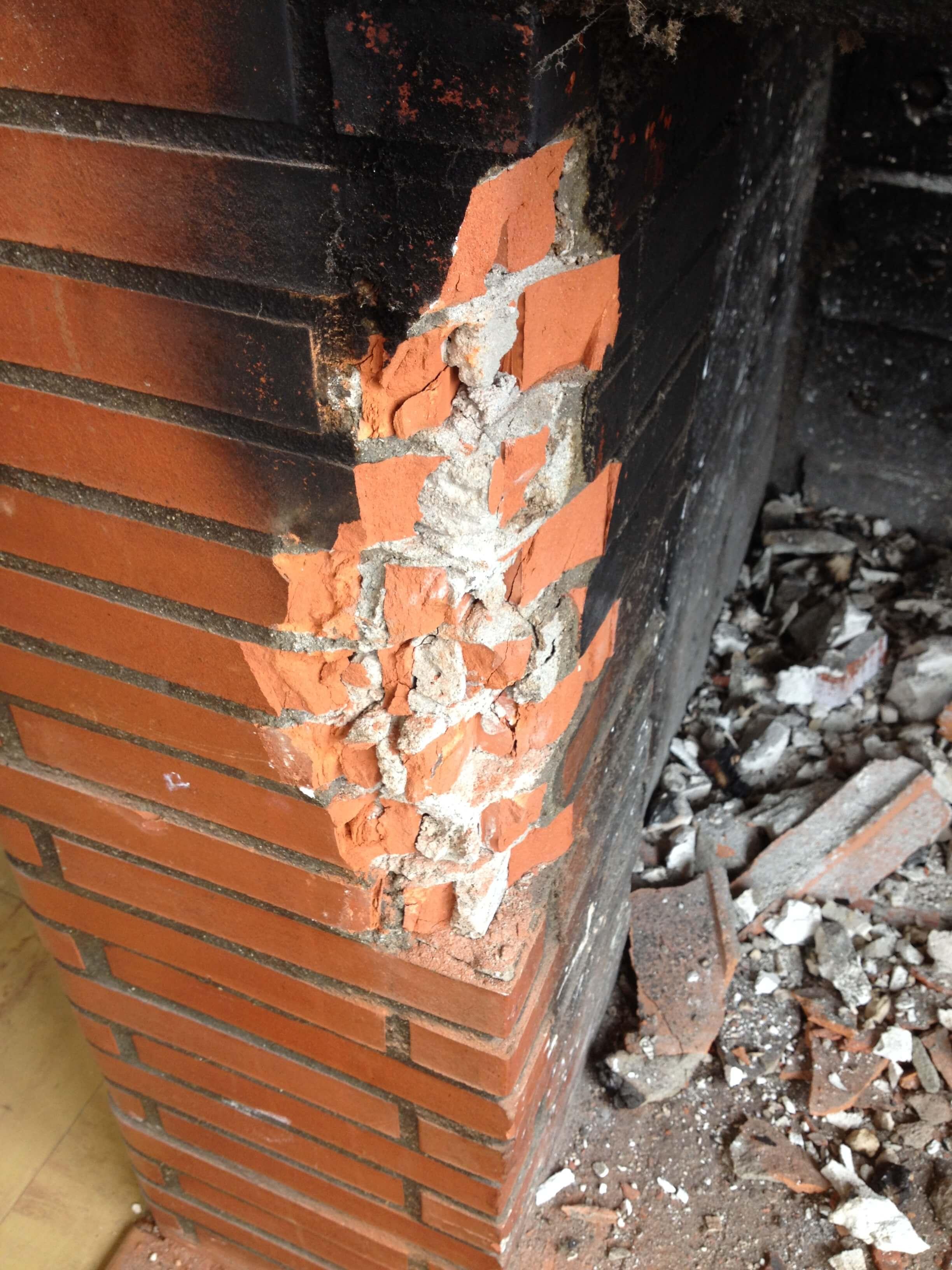Outils pour casser chemin e briques - Casser cheminee ancienne ...