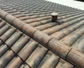 Le cuivre anti-mousse pour une toiture