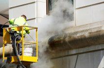 prix nettoyage façade extérieure