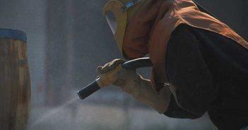 comment faire sablage bois