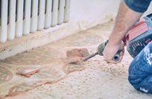 comment enlever carrelage sol
