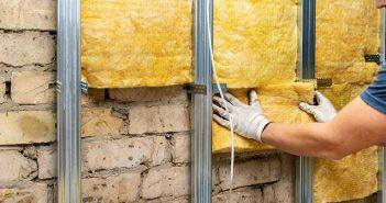 travaux isolation murs intérieurs